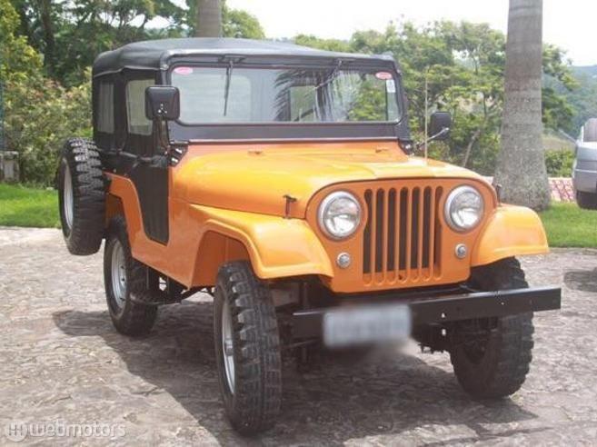 Ford Jeep Cj 5 Carros E Caminhoes Jeep Willys Revenda De Carros