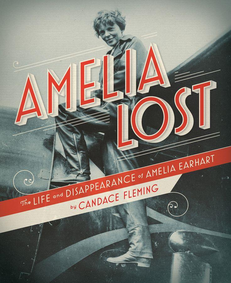 Amelia by Jessica Hische