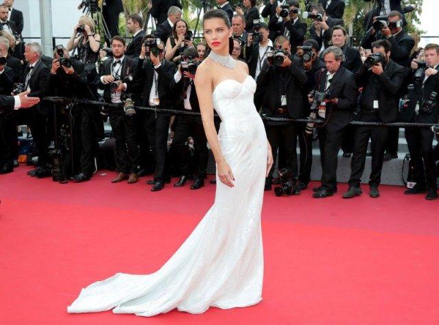 Adriana Lima Naeem Khan Cannes 2017