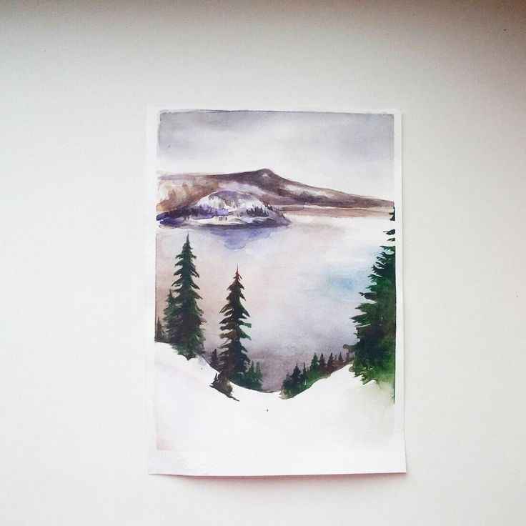 #forest #drawing #snow