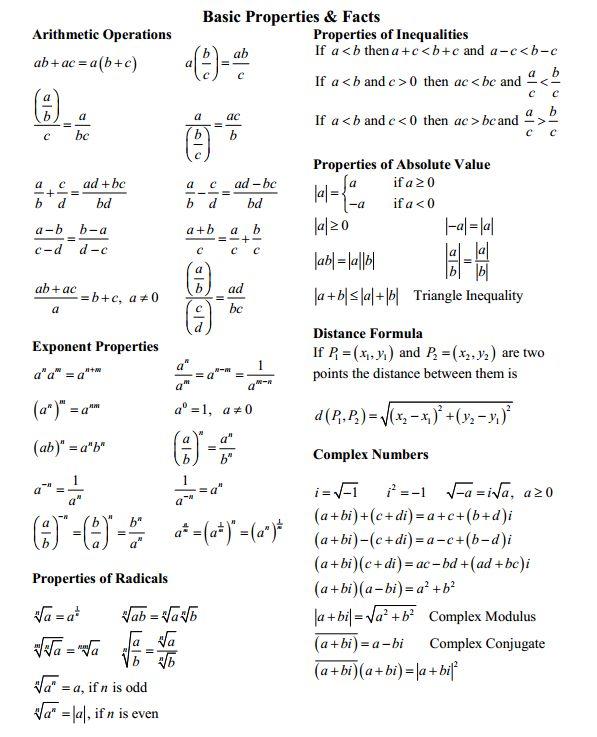 25+ best ideas about Arithmetic formula on Pinterest | Arithmetic ...