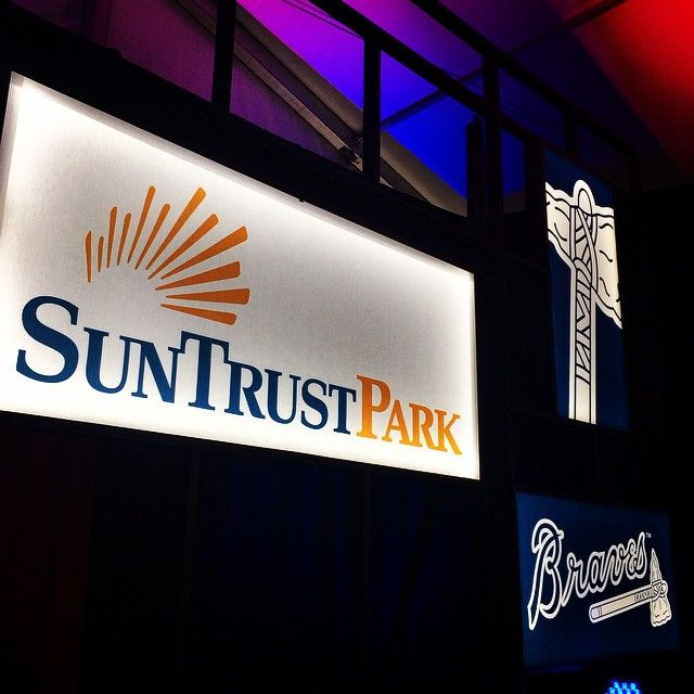 Its Official SunTrust Park Will Be The New Home Of Atlanta Braves In 2017