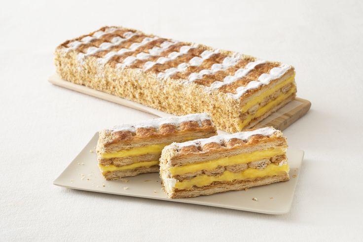 Torta Millefoglie #cake #bindidessert #chiericiefiglio