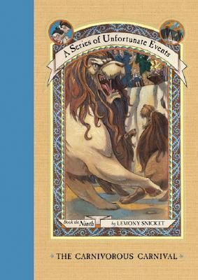 Lemony Snicket-The Carnivorous Carnival. Find another surprise while enjoying the Caligari Carnival.