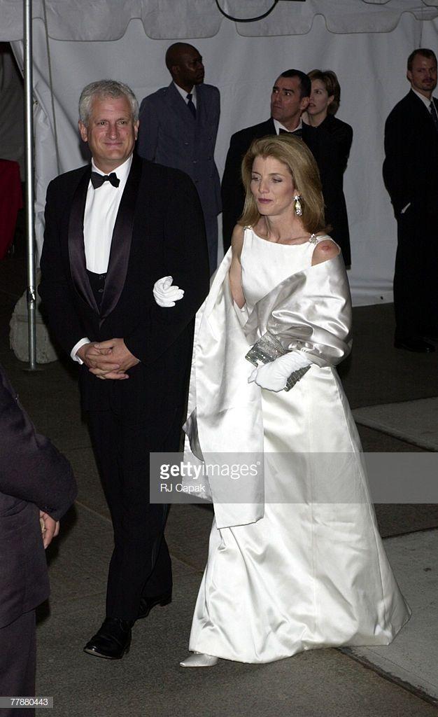 Caroline Kennedy And Edwin Schlossberg Caroline Kennedy