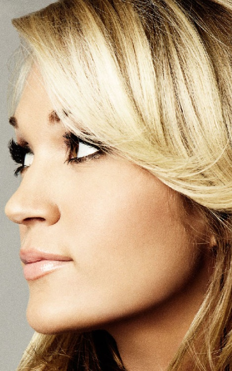 The lovely Carrie Underwood