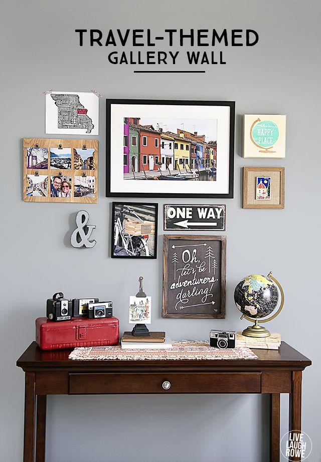 Best 25+ Travel wall art ideas on Pinterest | Travel wall ...