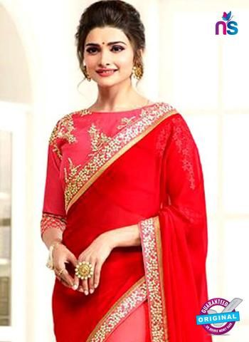 Vinay Fashion 17702 Red Bollywood Sarees Online Shopping at Newshop.in.  #designersareesonline #partywearsarees #red #newshop