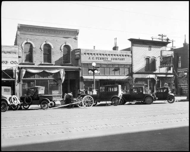 J.C Penny Co ~ N. Tejon St ~ Colorado Springs Colorado ~ 1925