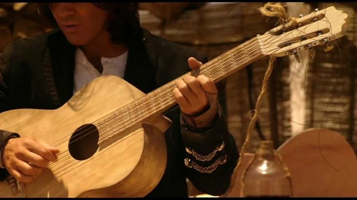 Once Upon a Time in Mexico [Spanish Guitar Intro] HD - La Malaguena (Sal...