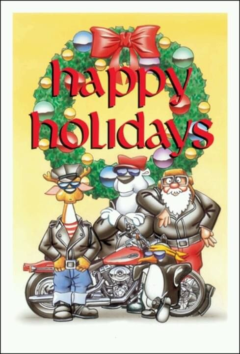 Christmas Biker Christmas Pinterest Harley Davidson