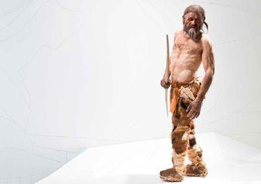 La nuova ricostruzione di Ötzi Bolzano