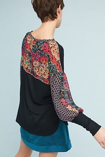 20013d5fe2c Raye Printed Top