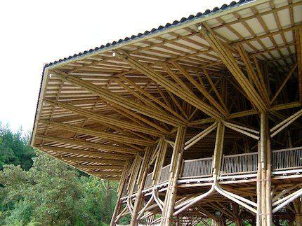 ZERI Pavilion, Manizales, Colombia | Simon Vélez and Marcelo Villegas