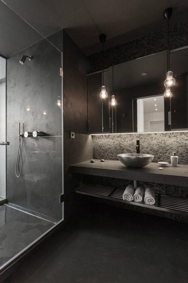 Home Decor in 50 Shades of Gray. Gray Interior Designs We Love at Design Connection, Inc. | Kansas City Interior Design http://www.DesignConnectionInc.com/Blog