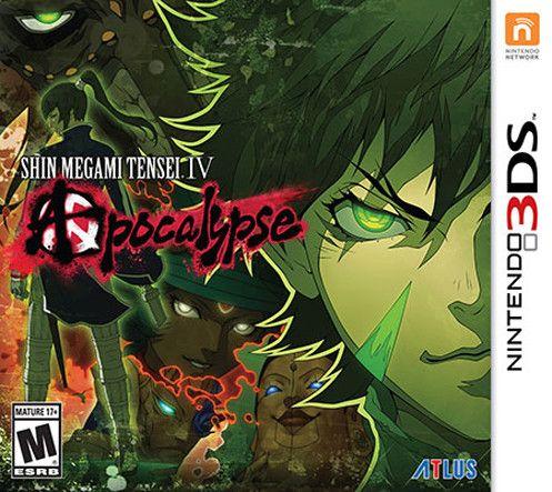 Shin Megami Tensei IV Apocalypse - with Bonus