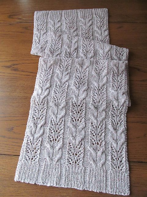 Ravelry: Project Gallery for Wheaten pattern by Anne Hanson