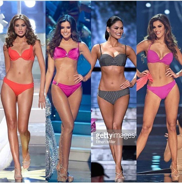 Miss Universe 2013-2016 Swim