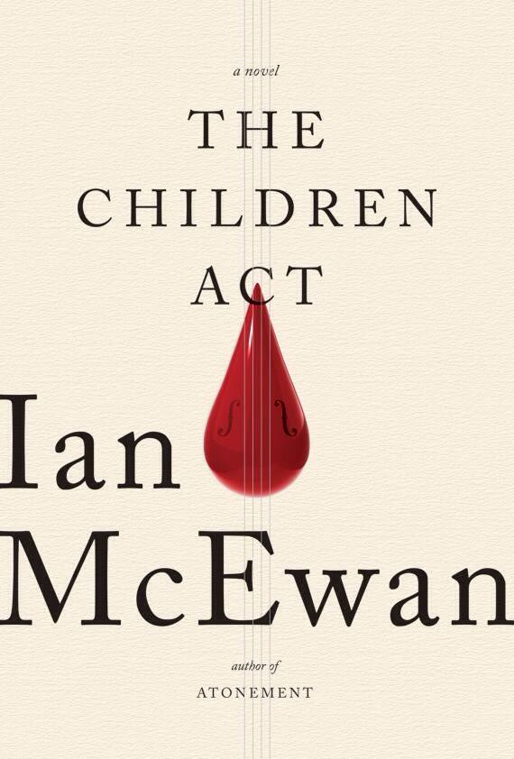 """The Children Act"" by Ian McEwan (Sept. 9)"