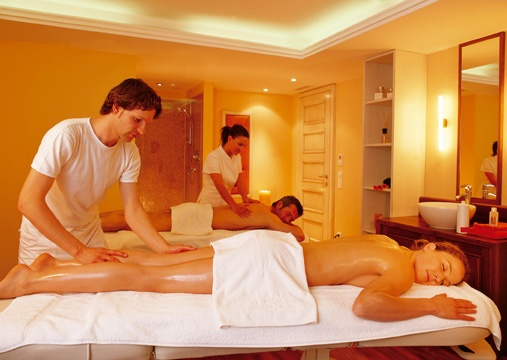 Siguna Wellness - Wellness und Sport Hotel Stroblhof St. Leonhard in Passeier bei Meran Südtirol Italien