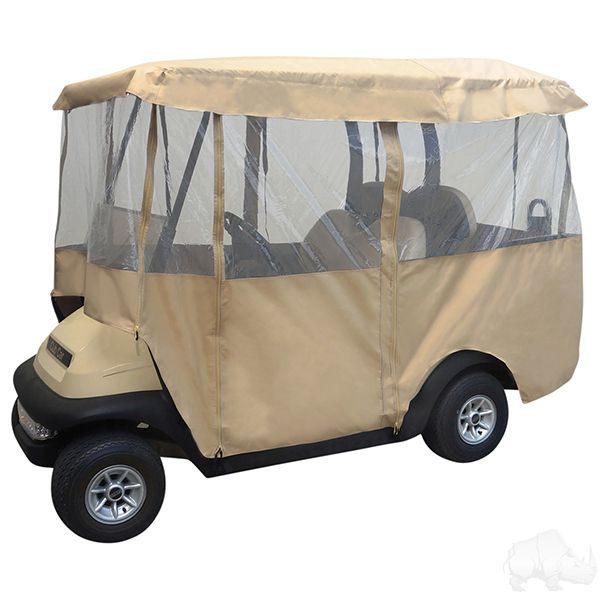 25 Best Ideas About Golf Cart Enclosures On Pinterest