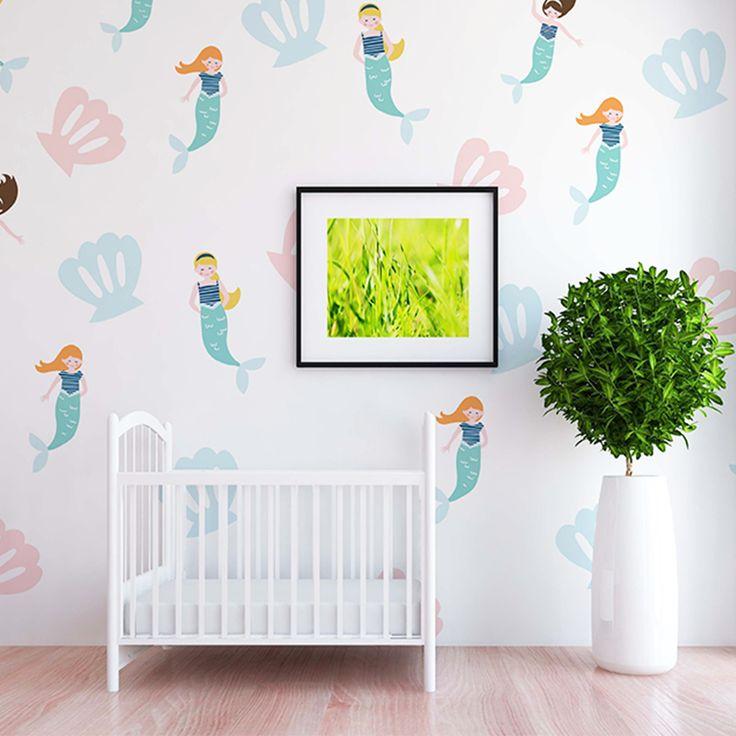 Groa 20 Frisch Erstaunlich Schlafzimmer Gestalten Creme: 598 Besten Wandgestaltung Im Kinderzimmer Bilder Auf