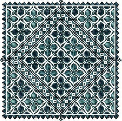 Gallery.ru / Фото #88 - Palestinian embroidery - GWD