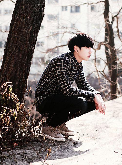 3 Likes Tumblr Korean Model Male Park Hyung Seok Ahn Jae Hyeon Pinterest Boys