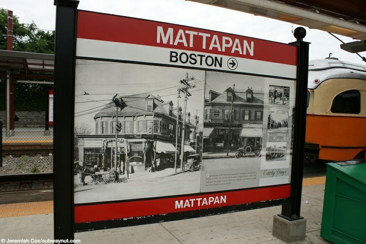 Mattapan Square MA 02126 New england, Hometown, Boston