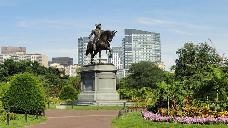 Erlebe die Metropole Boston im Bundesstaat Massachusetts als wunderbarer Beginn auf einer 14-tägigen New England Reise. #usamietwagentips #usa #boston [Foto: Pixabay]