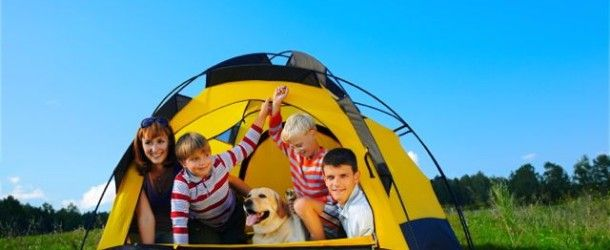 A list of dog friendly camp sites in Australia