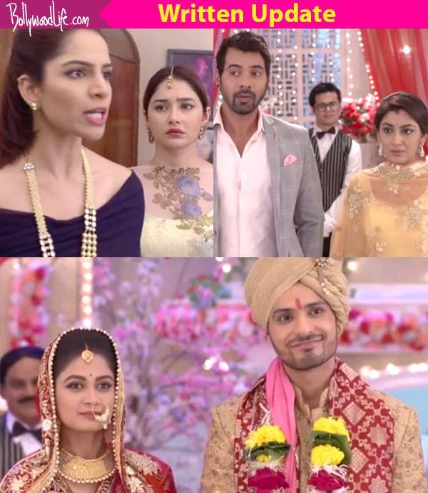 Kumkum Bhagya 31st August 2017 Written Update Of Full Episode: Abhi and Munni get married as Pragya is still unconscious #FansnStars