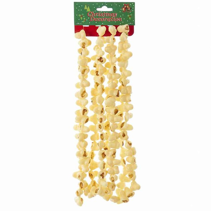Best 25 popcorn garland ideas on pinterest christmas for Artificial cranberries decoration