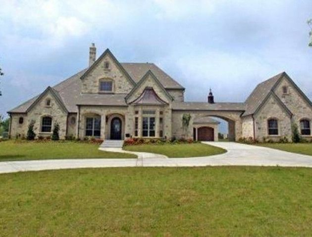 Tottenham House Plan Brick Exterior House Luxury House Plans French Country House Plans