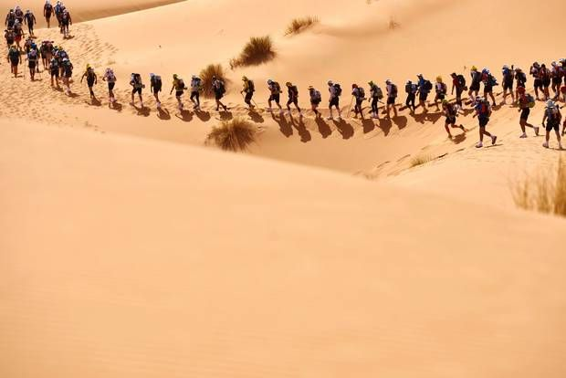 The Marathon de Sables: The Toughest Footrace on Earth