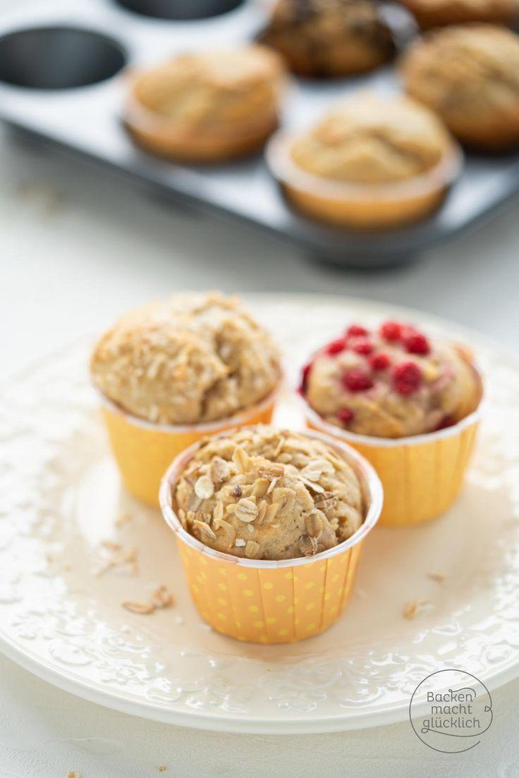 tolle vollkorn muffins mit honig backen macht glücklich