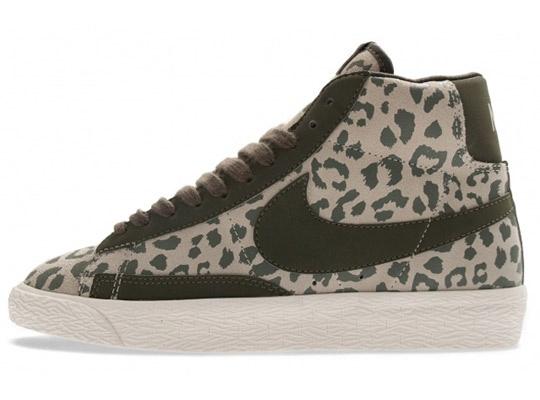 Nike Leopard Pack 3 Nike Wmns Blazer Mid Print Leopard Pack