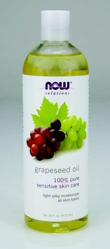 NOW Foods, Grape Seed Oil - 16 oz