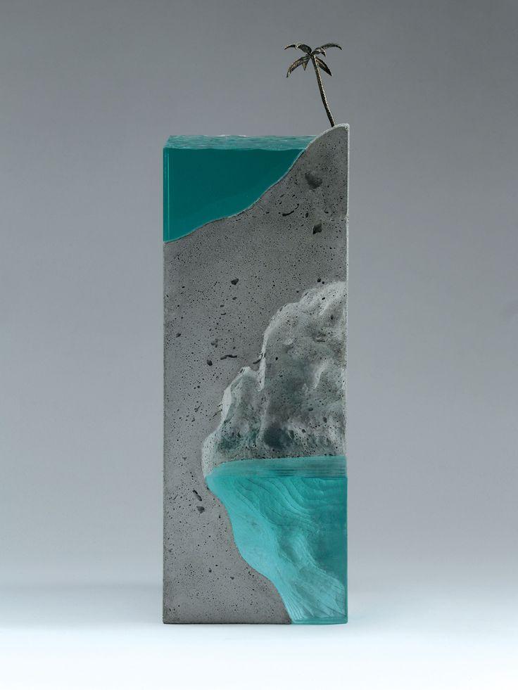 Ben Young / Grotto #3D #art #sculpture