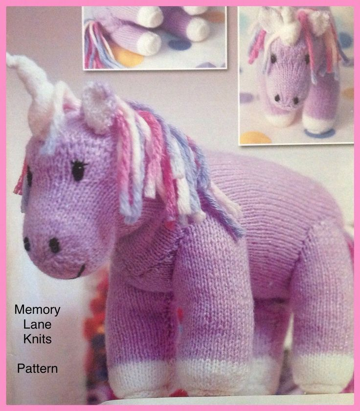 UNICORN Soft Toy Vintage Knitting PATTERN - Simple Stocking Stitch A90 - £2.90. A Colour PHOTOCOPY of vintage knitting PATTERN Unicorn Toy Knitting Pattern Materials - Double Knitting yarn - no. 11 Needles Measures - approx. 28 cm long Check out my other items! Posted with eBay Mobile 152845881195 #vintagetoys