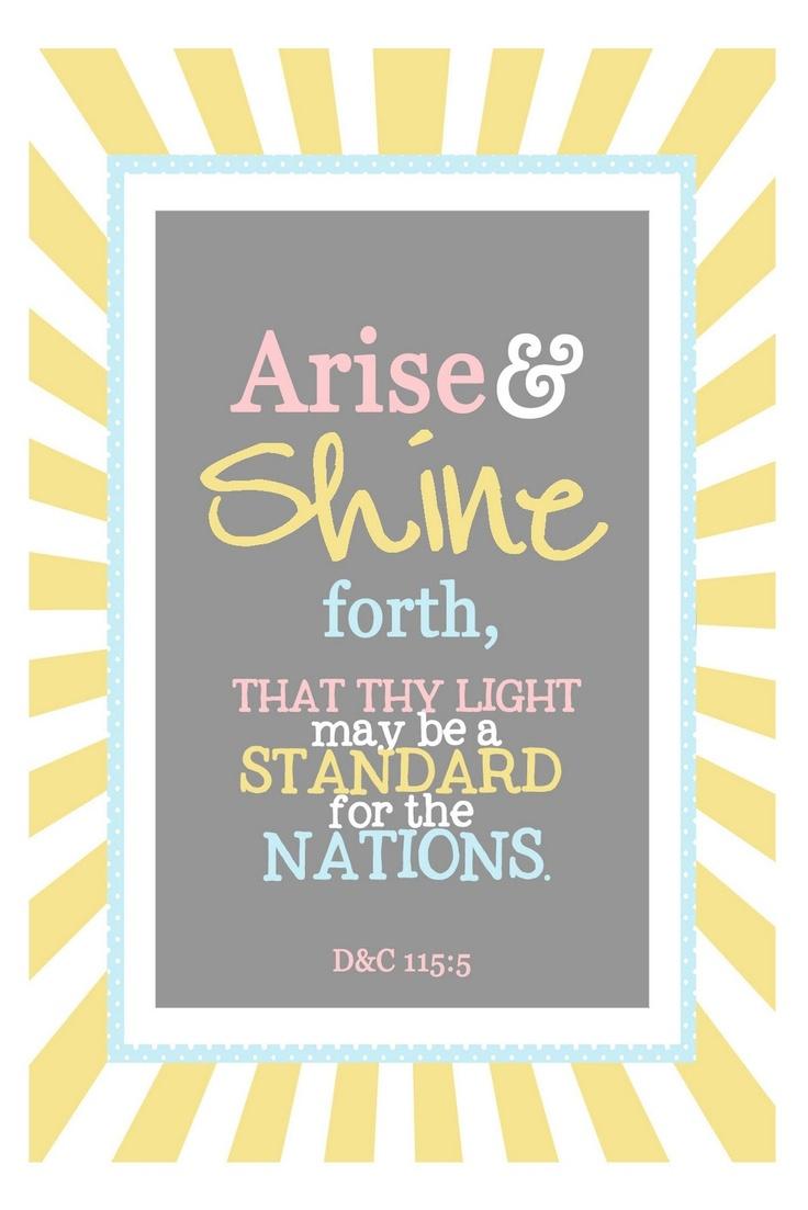 ARISE!!!: Church Stuff, 2012 Mottos, Girls Camps, Church Lov, Quotes, Faith, Young Women, 2012 Theme