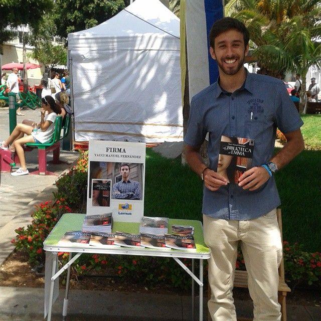 Feria del Libro de Candelaria (Tenerife) con La Biblioteca de Emma