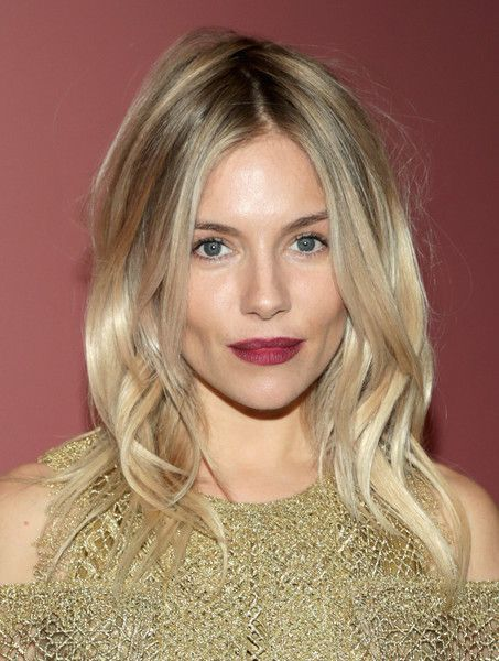 Sienna Miller's Choppy Waves - 50 Celeb Hairstyles You'll Want to Copy - Photos