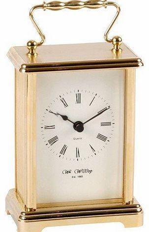 Widdop Gold colour Carriage Clock 16CMS w4307 No description (Barcode EAN = 5017224028548). http://www.comparestoreprices.co.uk/mantel-and-carriage-clocks/widdop-gold-colour-carriage-clock-16cms-w4307.asp