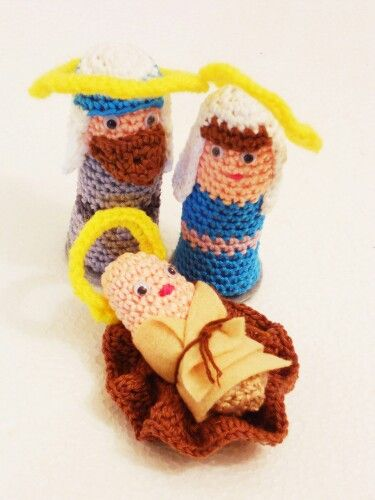 17 Best images about navidad y religion al crochet on ...
