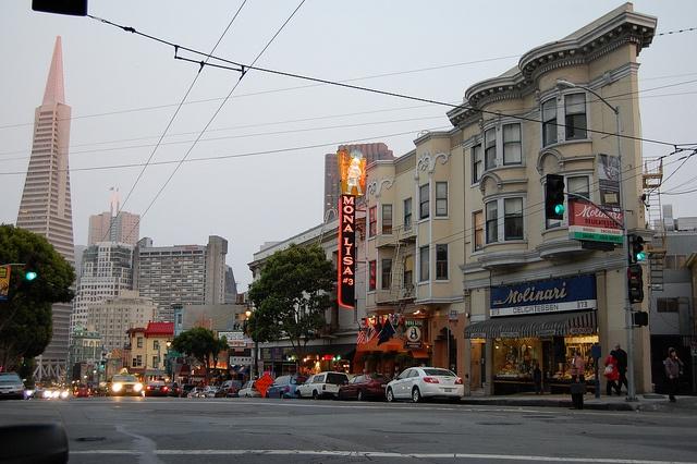 North Beach San Francisco, CA