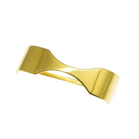 Hands On 2finger - gold Katja Jaeger