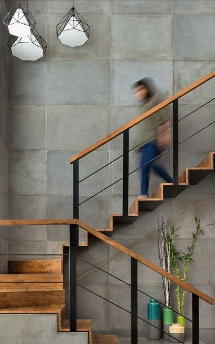Best black stairs railing horizontal 48+ ideas - Best ...