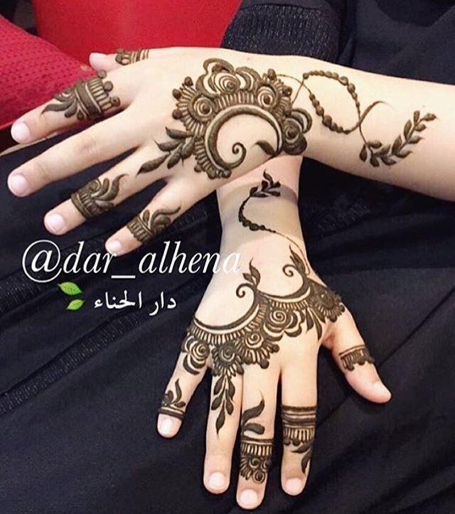 Henna @dar_alhena