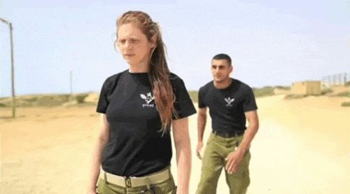 Krav Maga Self Defense for women in the IDF Self Defense Classes in NYC(x)